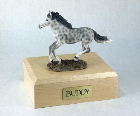 horse dapple gray running � petstoremember